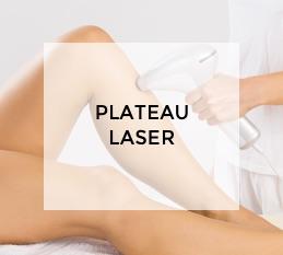 Plateau laser
