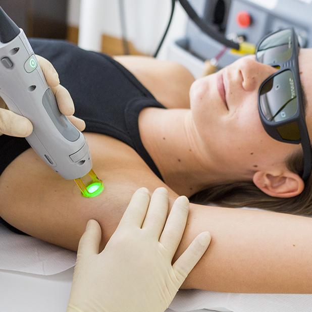 epilation laser aisselle bordeaux