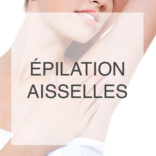 epilation-aisselles